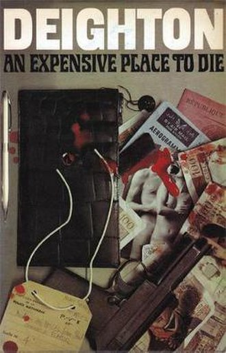 An Expensive Place to Die - First edition (UK)