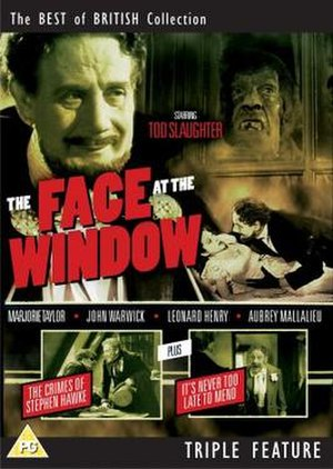The Face at the Window (1939 film) - Image: Face At The Window 1939