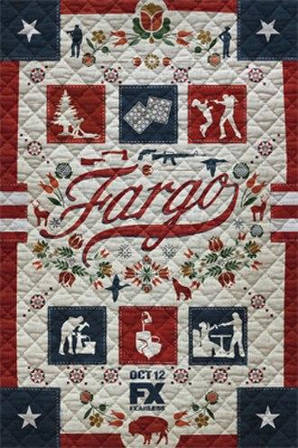 Fargo (season 2) - Promotional poster