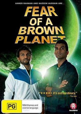Fear of a Brown Planet Returns - Promotional poster