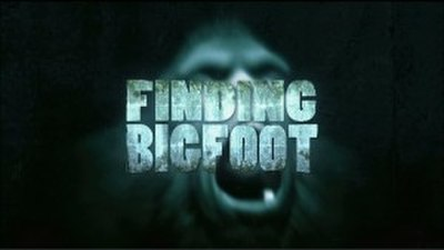Picture of a TV show: Finding Bigfoot