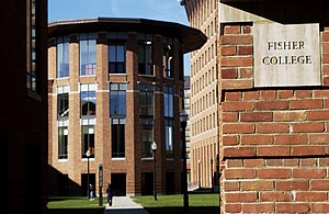 Max M. Fisher College of Business - Mason Hall at Fisher