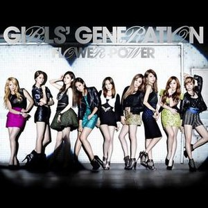 Flower Power (song) - Image: Flowerpowersnsd
