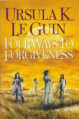 Four Ways to Forgiveness - Cover of the first edition