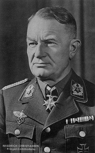 Korpsführer - Image: Friedrich Christiansen NSFK