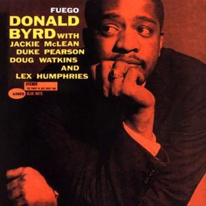 Fuego (Donald Byrd album) - Image: Fuego (Donald Byrd album)