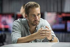 Brian O'Conner - Paul Walker as Brian O'Conner in Furious 7