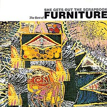 Furniture She Gets Out the Scrapbook - The Best of Furniture 1991 Album Cover.jpg