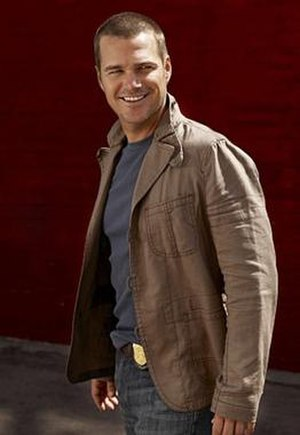 G. Callen - Chris O'Donnell as G. Callen