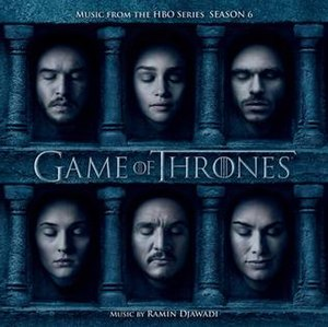 Game of Thrones: Season 6 (soundtrack) - Image: Game of Thrones (season 6 soundtrack) cover