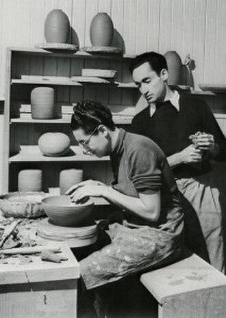 Gertrud Natzler - Gertrud and Otto Natzler