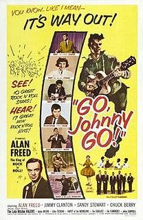 <i>Go, Johnny, Go!</i> 1959 American film