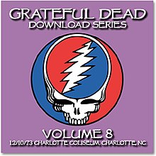 Grateful Dead - Grateful Dead Download Series Volume 8.jpg