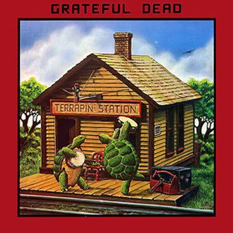 Terrapin Station - Image: Grateful Dead Terrapin Station