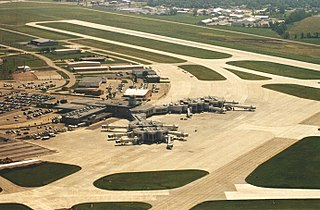 Green Bay–Austin Straubel International Airport Airport serving Green Bay, Wisconsin, USA