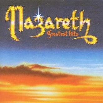 Greatest Hits (Nazareth album) - Image: Greatest Hits Nazareth