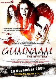 Gumnaam: The Mystery movie