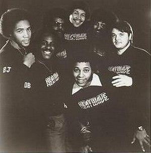 Heatwave (band) - Heatwave, 1982