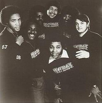 Heatwave (band) - Heatwave, 1982