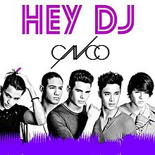 Hey DJ (CNCO song) - Wikipedia