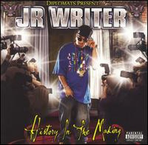 History in the Making (J.R. Writer album) - Image: History in the Making