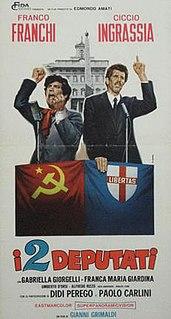 <i>I 2 deputati</i> 1968 film by Giovanni Grimaldi