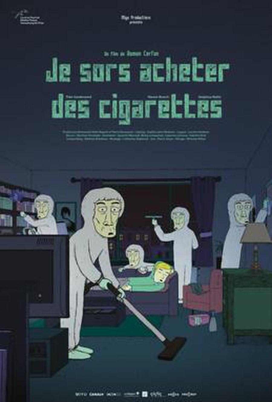 I'm Going Out for Cigarettes