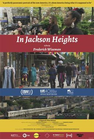 In Jackson Heights - Film Poster