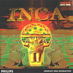 Inca (video game) - Image: Inca Coverart