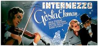 <i>Intermezzo</i> (1936 film) 1936 film by Gustaf Molander