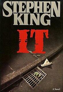 <i>It</i> (novel) 1986 novel by Stephen King