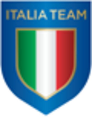 Italian National Olympic Committee - Italia Team logo