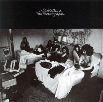 The Morning After (The J. Geils Band album) - Image: J. Geils Band The Morning After