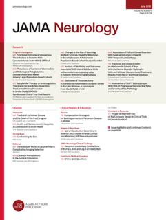 <i>JAMA Neurology</i> Journal in the JAMA Network that covers Neurology.