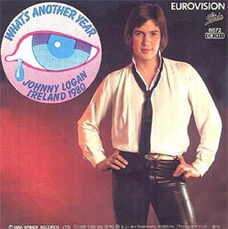 What's Another Year - Image: Johnny Logan What's Another Year