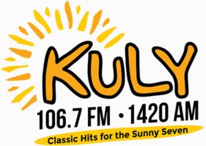 KULY - Image: KULY 106.7 1420 logo