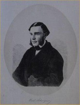 Karl von Scherzer - Image: Karl von Scherzer, cca 1857