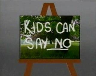 <i>Kids Can Say No!</i> 1985 short film