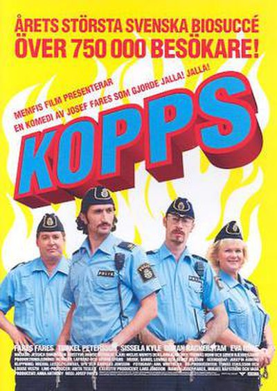 Picture of a movie: Kopps