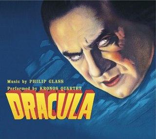 <i>Dracula</i> (album) 1999 soundtrack album by Kronos Quartet