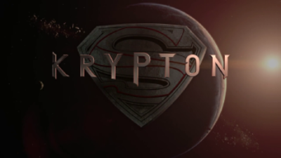 Picture of a TV show: Krypton