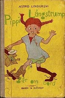Pippi Longstocking Fictional character