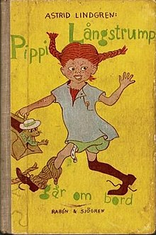 Checking Out Pippi Longstocking From >> Pippi Longstocking Wikipedia