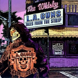 Tales from the Strip - Image: La Guns Tales From The Strip