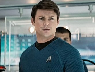 Leonard McCoy - Karl Urban as McCoy in Star Trek (2009)