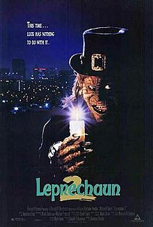 Leprechaun two poster.jpg