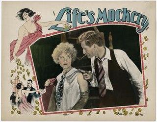 <i>Lifes Mockery</i> 1928 film