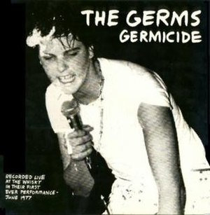 Germicide (album) - Image: Live at the Whisky First Show Ever
