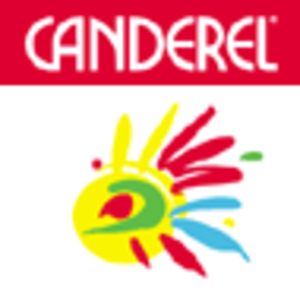 Canderel - The Canderel logo.