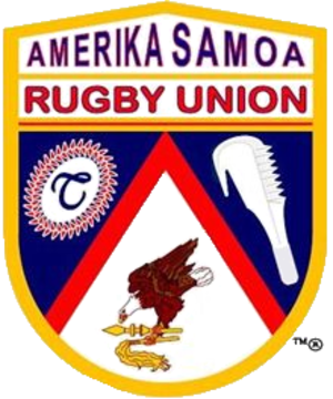 Rugby union in American Samoa - Image: Logo American Samoa Rugby